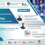 International Webinar Management of Waqf and Infaq Prodi Perbankan Syariah & Universitas Teknologi Mara Malaysia
