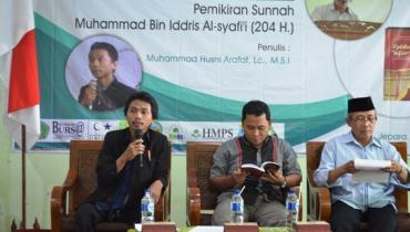 Bedah Buku Tentang Kajian Kritis Pemikiran Imam Syafi'i