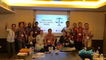 LPKBH Fakultas Syariah&Hukum Ikut serta dalam Pro Bono Conference di Bali
