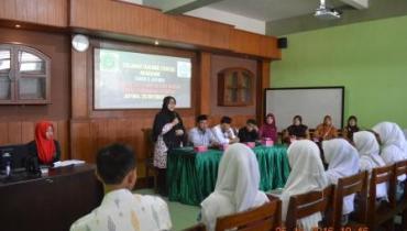 Progdi Perbankan Syariah Menerima Kunjungan Industri SMK N 3 Jepara