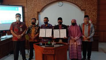 Gandeng FSH UNISNU Dalam Seleksi Kepala Desa Kedondong Demak