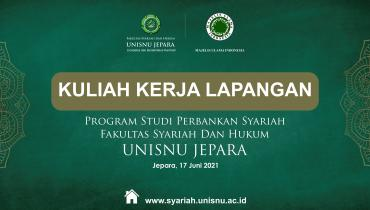 KKL Virtual PRODI Perbankan Syariah FSH UNISNU Bersama MUITahun 2021