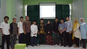 Mayadina Rohmi Musfiroh Dekan FSH Periode 2020-2024