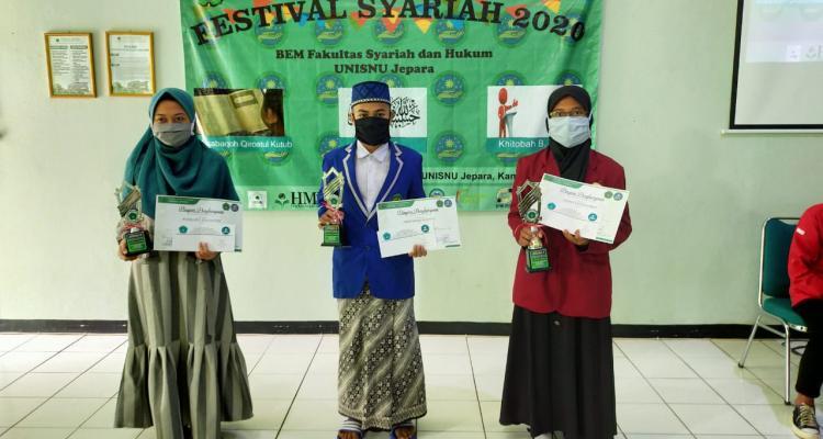 Festival Syariah BEM FSH dengan Protocol COvid 19